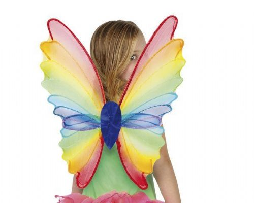 Wings Rainbow Large Butterfly Angel Fairy Sprite